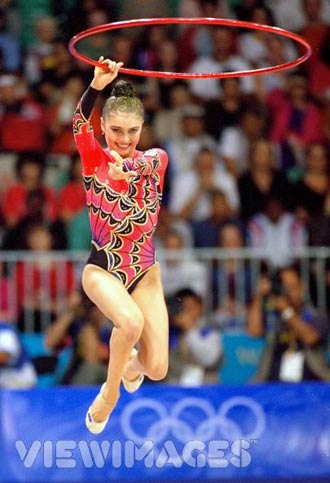 Alina Kabaeva is Russia's most successful and most ... Alina Kabaeva Gymnastics